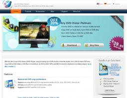 Any DVD Cloner Platinum Promo Codes