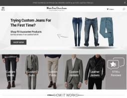 Make Your Own Jeans Promo Codes