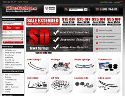$100 Off SDTruckSprings Promo Codes - February 2019