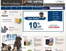 PetFoodStation Coupon Codes