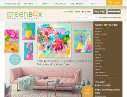 Green Box Art Coupon Codes