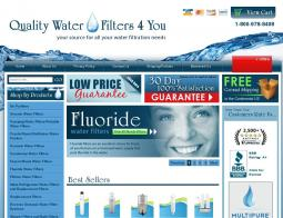 Quality Water Filters 4 You Promo Codes