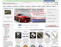 PoliceAuctions.com Promo Codes
