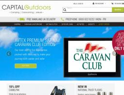 Capital Outdoors Discount Code