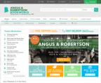 Angus and Robertson Promo Codes promo code