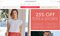 JeansWest Promo Code