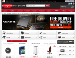 Scorptec Computers Promo Codes