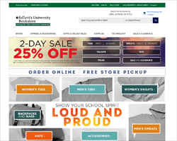 Follett's University Bookstore Promo Codes