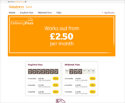 Sainsbury S Home Delivery Discount