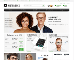 30 Off Mister Spex Discount Codes - February 2019 73dbc77075dd