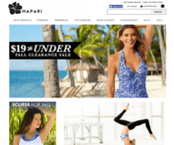 Hapari Coupons