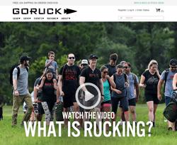 GORUCK Discount Codes