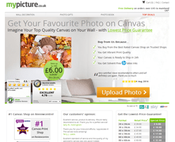 My picture Discount Code