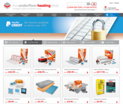 The Underfloor Heating Store Discount Code