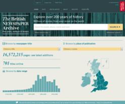 The British Newspaper Archive Promo Codes