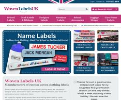 Woven Labels Voucher Codes