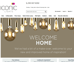 Iconic Lights Discount Code