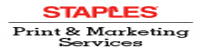 Staples Print & Marketing promo code