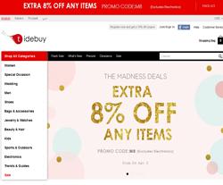 Tidebuy promo code