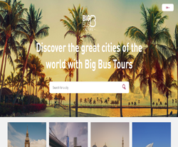 Big Bus Tours Promo Codes