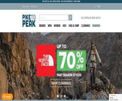 Pike To Peak Coupons