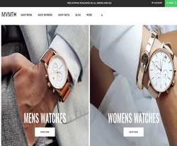 MVMT Watches Discount Codes