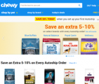 Chewy promo code