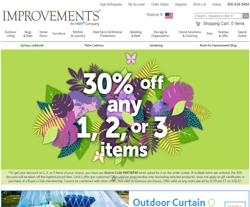 Improvements catalog coupon code