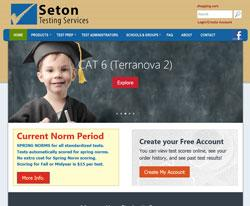 Seton Testing Services Coupon Codes