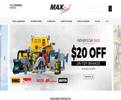 MaxTool Discount Codes