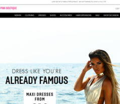 Pink Boutique Discount Codes