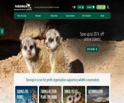 Meet the Exotic Wildlife of Australia Up Close in the Taronga Zoo!