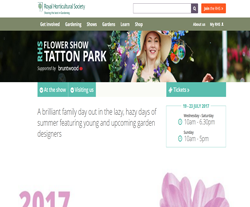 RHS Flower Show Tatton Park Promo Codes