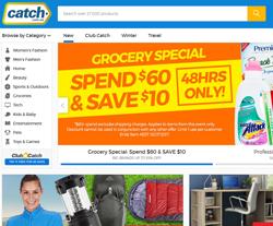 Catch.com.au Coupon Codes