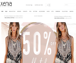 Xenia boutique coupons
