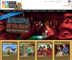 Omaha's Henry Doorly Zoo Coupons