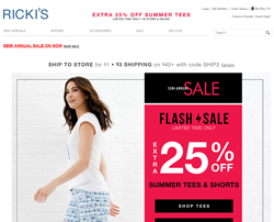 Save With Verified Ricki S Promo Codes Coupons July 2020