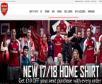 The Arsenal Direct promo code