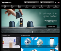 NESPRESSO COUPON CODES PROMOTIONS
