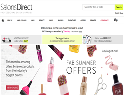 Salons Direct Discount Codes
