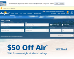 ALLEGIANT AIRLINES COUPON CODES 2019