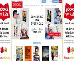 Dymocks Promo Codes
