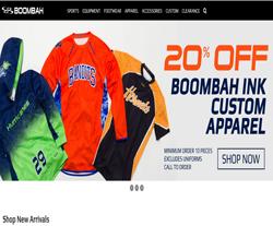 Boombah Promo Codes
