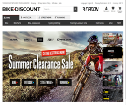 Bike-Discount Voucher Codes