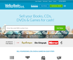 We Buy Books UK Promo Codes | 15% off Coupons for June