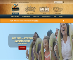 graphic relating to Printable Coupons Silver Dollar City named 50% Off Silver Greenback Metropolis Promo Codes Coupon codes - September