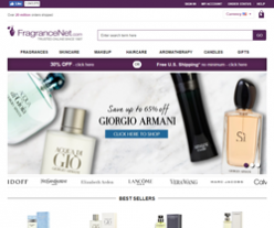 FragranceNet promo code
