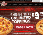 Toppers Pizza Coupons promo code