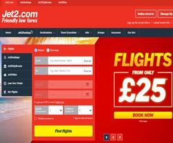 Jet2 Discount Codes