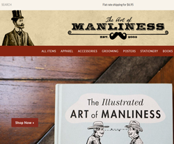Art of manliness Promo Codes